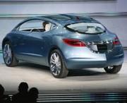 Chrysler ecoVoyager Concept : La volupté sur quatre roues