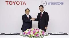 Toyota et Mazda : Une alliance pour la voiture électrique