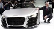 Audi R8 V12 TDI concept : Mon bolide est un diesel