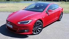 Essai Tesla Model S 100D : championne du monde