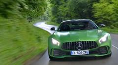 Essai Mercedes-AMG GT R : la gomme, le goût