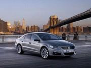 Volkswagen Passat CC : coupé à quatre portes