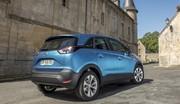 Essai Opel Crossland X 1.6 Diesel 99 ch : un BlueHDi sous le capot !