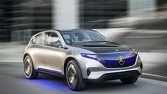 Mercedes EQ-A : électrique sur plateforme de Classe A