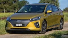 Essai Hyundai Ioniq électrique