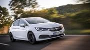L'Opel Astra OPC avec un 1.6 de 300 ch