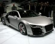 Audi R8 V12 TDI Concept : Sans tabous
