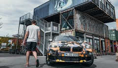 BMW X2 : les photos officielles… d'un exemplaire camouflé