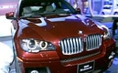 BMW X6 : Le coupé 4x4 de BMW