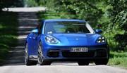 Essai Porsche Panamera 4S Diesel : Mangeuse d'asphalte