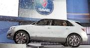 Saab 9-4X BioPower Concept : Culture bio