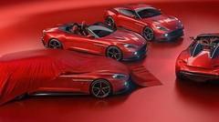 Aston démultiplie la rareté des Zagato