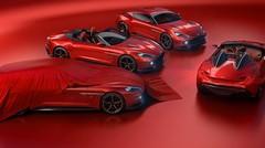 Aston Martin Vanquish Zagato : un Speedster et un Shooting Brake pour compléter la famille