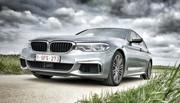 Essai BMW M550i : Que Dieu bénisse les « Autobahn »