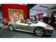 Ferrari F430 Spyder Biofuel