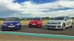 Volkswagen Golf GTI, GTE et R : 3 visions de la sportivité