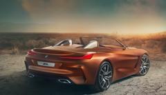 BMW Concept Z4 : l'élégance d'abord