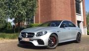 Essai Mercedes-AMG E 63 S : A faire trembler le macadam !