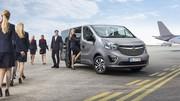 Opel Vivaro Tourer : bureau mobile