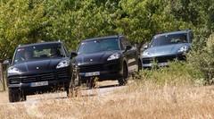 Porsche dévoile partiellement le nouveau Cayenne