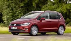 Volkswagen Golf Sportsvan : remise à niveau