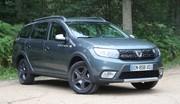Essai Dacia Logan MCV Stepway : l'Allroad à petit prix