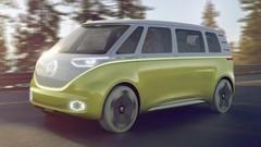 """Volkswagen va commercialiser un nouveau """"Combi"""""""