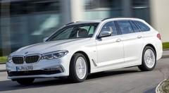 Essai BMW Série 5 Touring: un beau volume, bien agencé