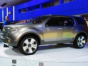 Ford Explorer America Concept : Gros volume, petits moteurs