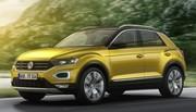 Volkswagen T-Roc : enfin un concurrent du Captur !