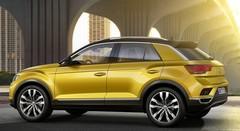 Volkswagen T-Roc : le petit SUV VW se montre en intégralité
