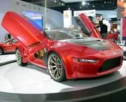Mitsubishi Concept-RA : Diesel de sport