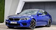 BMW dévoile la future M5