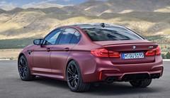 Nouvelle BMW M5 2018 : elle baptise le M xDrive