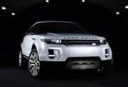 Land Rover LRX : le baby land est écolo !