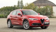 Essai Alfa Romeo Stelvio 2.2 180 : le latin lover