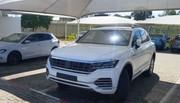 Volkswagen dévoilera le nouveau Touareg avant la fin d'année