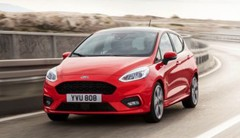 Essai Ford Fiesta 2017 : Tirée vers le haut !