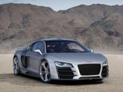 Audi R8 V12 TDI Concept : Supercar au mazout !