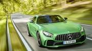 Essai Mercedes-AMG GT R : taillée pour l'enfer vert