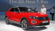 À bord du nouveau SUV Volkswagen T-Roc