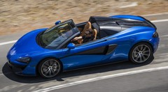 Essai McLaren 570S Spider : What Else ?