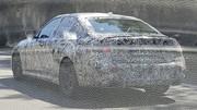 BMW Série 3 (2018) : premières photos espions