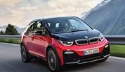 BMW i3 Et i3s 2018 :Un nouveau look et une version plus sportive i3s