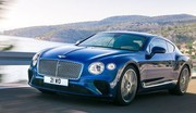 Bentley Continental GT : une nouvelle histoire