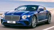 Bentley passe à la seconde génération de sa GT