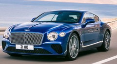 Bentley passe à la seconde génération de sa GT
