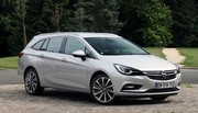 Essai Opel Astra Sports Tourer 1.6 CDTI 110 (2017) : plus qu'une alternative