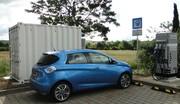 Renault donne une seconde vie aux batteries des voitures électriques