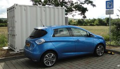 Avec E-STOR, Renault se prépare pour la future Zoé avec recharge par courant continu